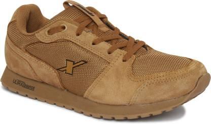 Sparx Men SM-438 Camel Walking Shoes For Men