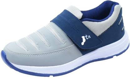 BLACKTOWN Sports Running Casual Shoes for Men, Sky Blue Walking Shoes For Men