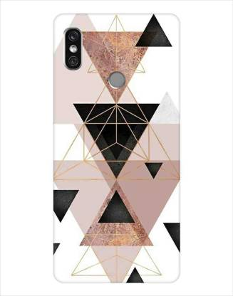 Crackndeal Back Cover for Mi Redmi 6 pro