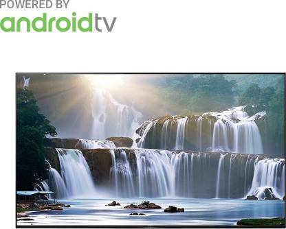 SONY 163.9 cm (65 inch) Ultra HD (4K) LED Smart Android TV