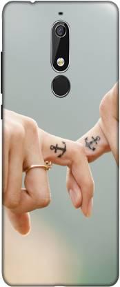 Crockroz Back Cover for Nokia 5.1