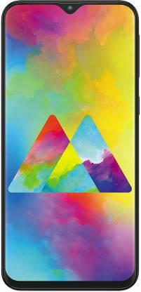 Samsung Galaxy M20 (Charcoal Black, 32 GB)