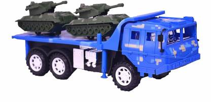 Shrih Military Tank Truck Toy