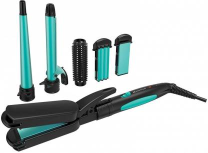 HAVELLS 5-IN-1Multi-Styling Kit HC4045 Hair Straightener