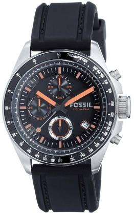 Fossil CH2647 Decker Analog Watch - For Men