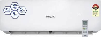MITASHI 1.5 Ton 5 Star Split Inverter AC  - White