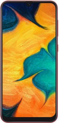 SAMSUNG Galaxy A30 (Red, 64 GB)