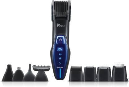 Syska HT5000K UltraGroom  Runtime: 45 min Grooming Kit for Men