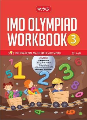 International Mathematics Olympiad Work Book - Class 3 - SOF International Mathematics Olympiad 2019 - 20 2019-20 Edition