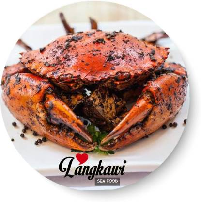 PEACOCKRIDE Love Langkawi I Pantai Kok - Cable Car Ride I Malaysia Diaries I Fridge Magent Love Langkawi Seafood I Malaysia Diaries I Fridge Magnet Pack of 1