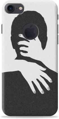 Loffar Back Cover for Apple iPhone 8