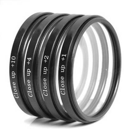 4 77mm 77 Macro Close-Up 1 2 10 Close Up Filter Kit