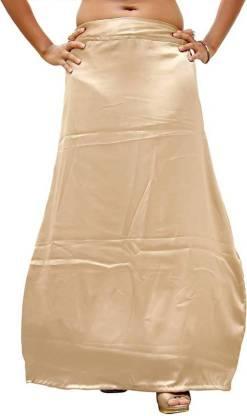 Dx Point Cancan Petticoat Satin Blend Petticoat