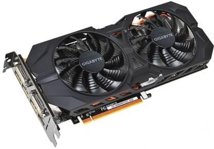 GIGABYTE NVIDIA GTX 960 N960WF2OC-2GD 2 GB GDDR5 Graphics Card