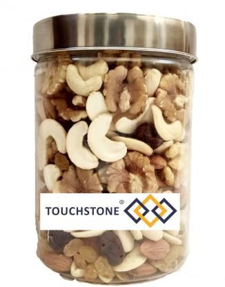 Touchstone Premium Healthy NutMix Pistachios, Cashews, Walnuts, Almonds, Raisins, Cranberries