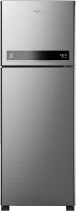 Whirlpool 265 L Frost Free Double Door 3 Star Refrigerator