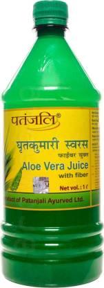 PATANJALI Aloe Vera Juice Fibre