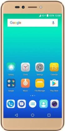 Micromax Selfie 2 Note  Champagne Gold, 32   GB