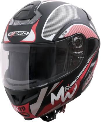 HEADFOX Bluetooth Smart Motorsports Helmet