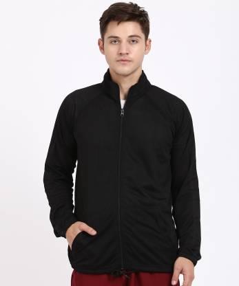 SKULT by Shahid Kapoor Full Sleeve Self Design Men Jacket