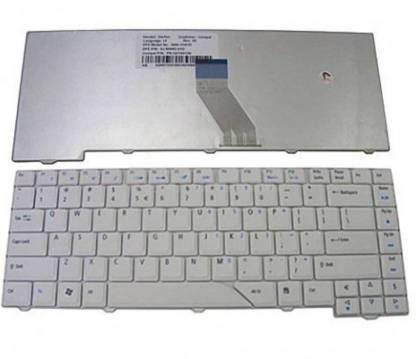 BLACK BIRD RND IT ACER ASPIRE 4920, 4920G Laptop Keyboard Replacement Key Internal Laptop Keyboard