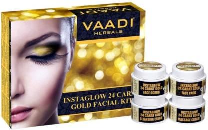 VAADI HERBALS Gold Facial Kit
