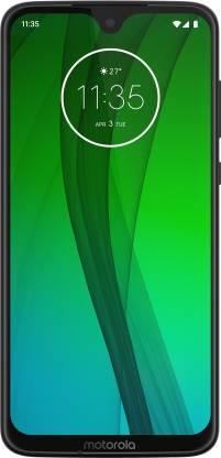 Moto G7 (Black, 64 GB)