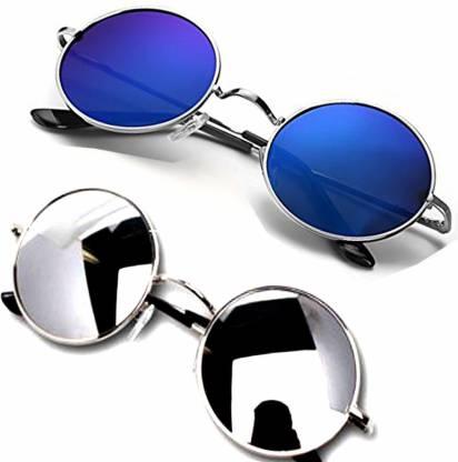 Riffko Round Sunglasses