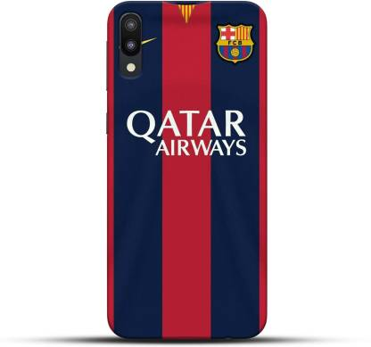 Pikkme Back Cover for Qatar Airways Samsung Galaxy M10