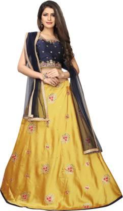 Saarah Embellished Stitched Lehenga Choli