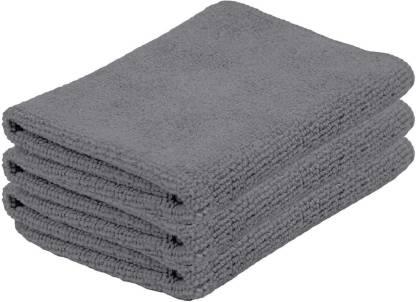 Sheen Microfiber Vehicle Washing  Cloth(Pack Of 3)