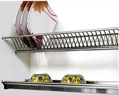 Marsun Kitchen Dish Rack For Cabinet Width 80cm Plate Kitchen Rack Price In India Buy Marsun Kitchen Dish Rack For Cabinet Width 80cm Plate Kitchen Rack Online At Flipkart Com