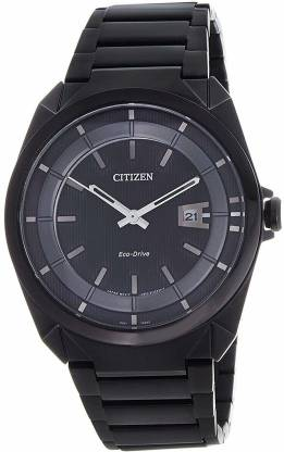 Citizen AW1015 - 53E Eco-Drive Analog Watch - For Men