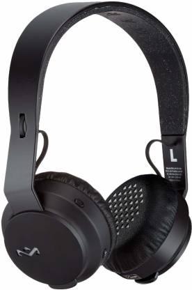 House of Marley EM-JH101 Rebel Bluetooth Headset