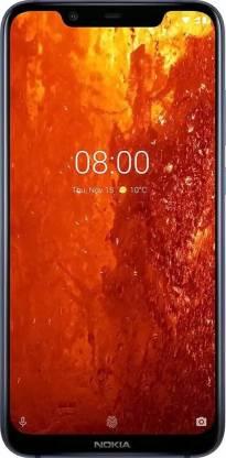 Nokia 8.1 (Blue, 128 GB)