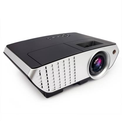 PLAY 3000 lumens Android WiFi LED Projector Full HD Data Show TV Video Games Home Cinema Theater Video Projector HD 1280x1080P Corded Portable Projector Projector