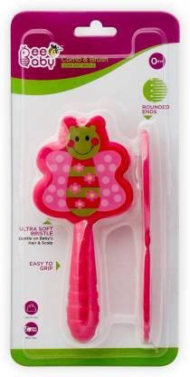 JUSTLIST Infant Newborn Baby Finger Toothbrush Kids Safety Ultra Soft Toothbrush