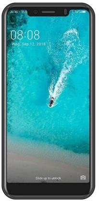 iVoomi Innelo 1 (Black, 16 GB)