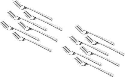 Shapes Zack Stainless Steel Fruit Fork Set
