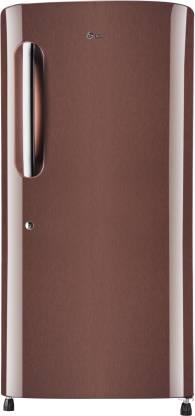 LG 215 L Direct Cool Single Door 4 Star Refrigerator