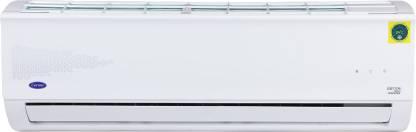CARRIER 1.5 Ton 5 Star Split Inverter AC with PM 2.5 Filter  - White