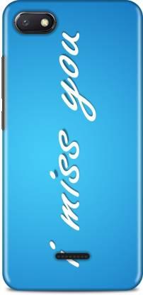 Flipkart SmartBuy Back Cover for Mi Redmi 6A