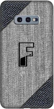 Flipkart SmartBuy Back Cover for Samsung Galaxy S10e