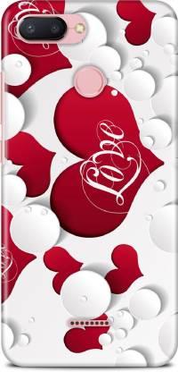 Flipkart SmartBuy Back Cover for Mi Redmi 6