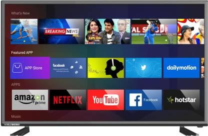 Noble Skiodo MAC Intelligent Smart 101.6cm (40 inch) Full HD LED Smart TV