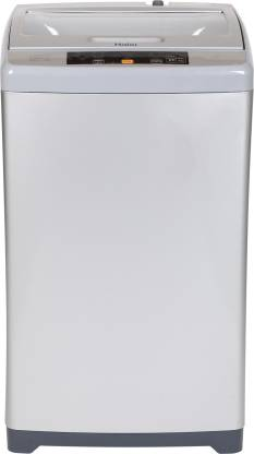 Haier 6.2 kg Fully Automatic Top Load Silver, Grey