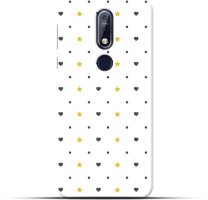 Saavre Back Cover for Love for NOKIA 7.1