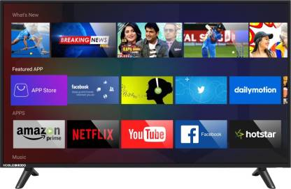 Noble Skiodo MAC Intelligent Smart 109cm (43 inch) Full HD LED Smart TV