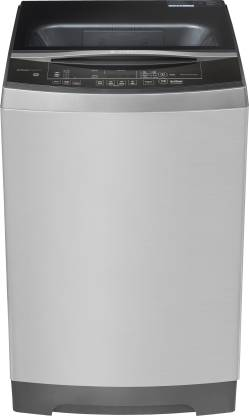 Bosch 12 kg Fully Automatic Top Load Grey