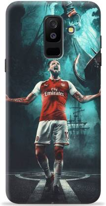 Loffar Back Cover for Samsung Galaxy A6 Plus